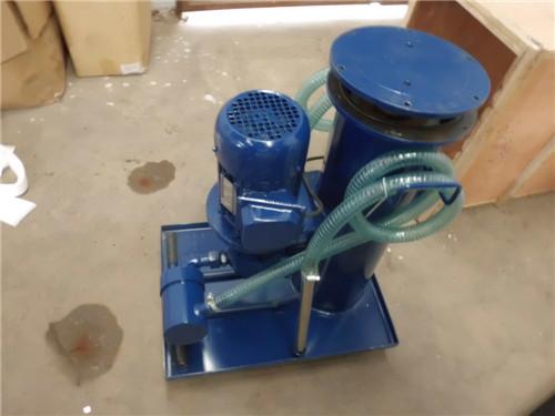 华豫滤油机产品展示luc精细滤规格luc滤油车:4种油车任你挑选48股绳图片